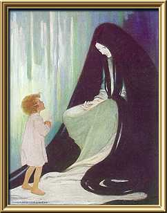 Jessie Willcox Smith: At the Back of the North Wind